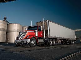 international semi truck 2008 international lonestar semi tractor truck transport f