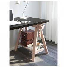 bureau avec treteau 28 mignon modèle bureau treteau ikea inspiration maison cuisine