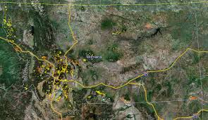 Montana Land Ownership Maps by Montana Gold Maps Gold Claims