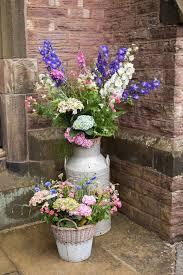 30 rustic country wedding ideas with milk churn deer pearl flowers