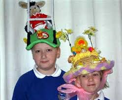 Easter Hat To Decorate by Easter Festivals In Britain And Special Days