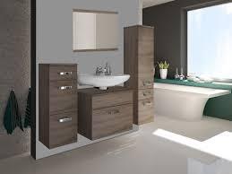 badezimmer set günstig badmöbel badezimmer evo 19 4tlg set in sonoma eiche trüffel