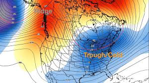 weather map of east coast usa weather pattern shift targets east coast with cold snow in december