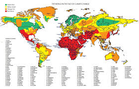 The Best Map Of The World by The Best Places To Live Progressive Radio Network
