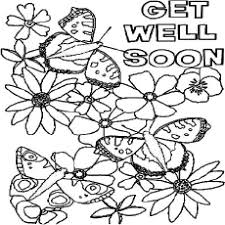 top 25 free printable get well soon coloring pages