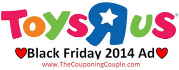toys r us black friday 2014 ad thanksgiving