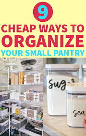 kitchen pantry organization ideas 9 brilliant small kitchen pantry organization ideas that ll save