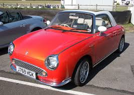 red nissan 2012 file nissan figaro flickr exfordy jpg wikimedia commons