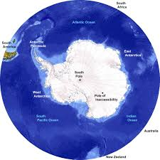New Zealand On Map Antarctica Travel A Guide For Planning Your Cruise To Antarctica