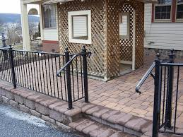 best wrought iron porch railing ideas