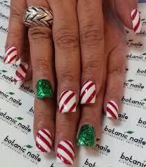 30 festive christmas acrylic nail designs u2013 christmas photos