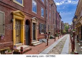 Elfreth S Alley by Philadelphia Elfreth U0027s Alley Oldest Residential Street America Usa