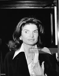 headshot of jackie kennedy onassis pictures getty images