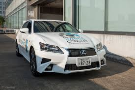 youtube lexus chase driverless cars are reality toyota u0027s autonomous car takes us for