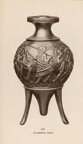 Minoan Octopus Vase Harvester Vase U201d Fragments And Forms Alberti U0027s Window