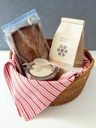 how to make a gift basket how to make a breakfast gift basket diy