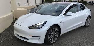 2018 tesla model 3 spied and specifications leaked u2013 update with