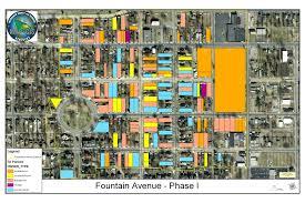 fountain avenue project