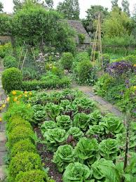 kitchen gardens design a potager is the french term for an ornamental vegetable or kitchen