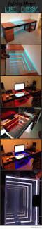 Awesome Gaming Desk by 57 Best Geek Desks U0026 Work Spaces Images On Pinterest Home Desk