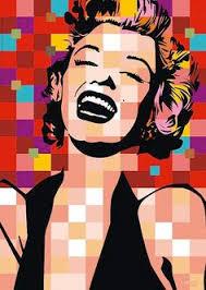 Marilyn Monroe Art Marilyn Monroe Pop Art Marylin Monroe And Room