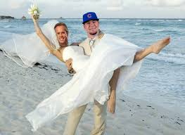 vacation wedding registry indians fan creates wedding registry for joe buck kyle schwarber