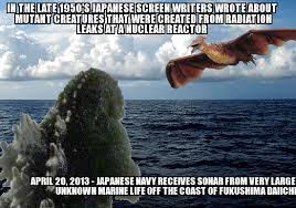 Godzilla Meme - godzilla weknowmemes generator