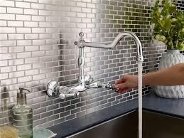 kitchen wall mount faucet kitchen wall mount faucet coryc me