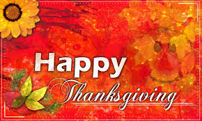 happy thanksgiving from cooper electrical services