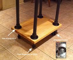 how to build a kitchen island cart diy kitchen island cart diy movable butcher block kitchen island