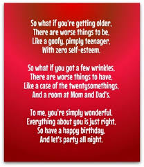 poems original poems for birthdays