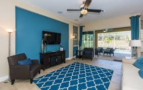 blue accent wall 26 blue living room ideas interior design pictures designing idea