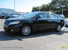 toyota cars for sale 2010 toyota camry xle in black 532261 nysportscars com cars