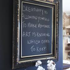 Decorative Chalkboard For Kitchen 5 Easy Kitchen Decorating Ideas Freshome Com