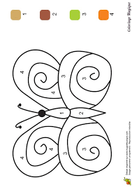 les 25 meilleures idées de la catégorie coloriage papillon sur