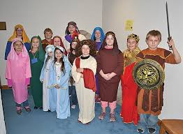 easter plays for kids kids rock at marlinton umc after school program the pocahontas times