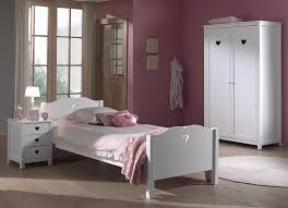chambre fille blanche beautiful chambre complete fille blanche pictures ansomone us
