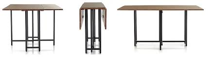 Console Dining Table by Benefits Of A Hidden Leaf Dining Table Beautiful Pictures Photos