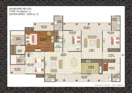 sunshine helios in sector 78 noida project overview unit plans