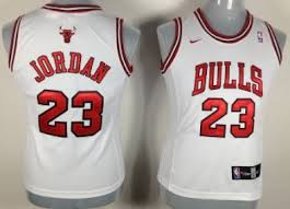 chicago bulls 23 michael jordan white womens jersey on sale for