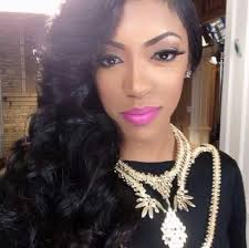 porsche of atlanta housewives hairline porsha williams makeup is always flawless makeup for pretty