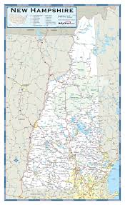 Caledon Forest Map Hampshire State Map Reference Map Of New Hampshire Usa Nations