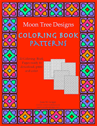 announcing my new coloring book u2013 moon tree designs