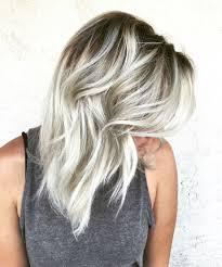 Hair Color Spray For Roots Icy Blonde Shadow Root Alchemyhair Net U2026 Pinteres U2026