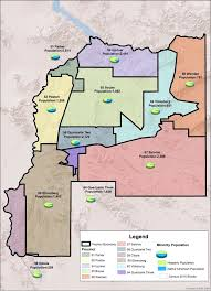 Parker Arizona Map by Election Duce Minor Bill Risen And Anna Camacho Lead In