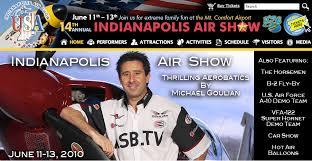 Mount Comfort Air Show Indianapolis Air Show Goulian Aerosports