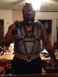 Bane Halloween Costume Dark Knight Rises Bane Costume Diy Photo 2 5