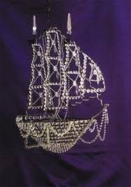 Crystal Ship Chandelier Abfab On Sale Ship Chandelier