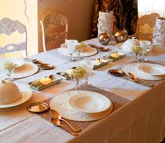 Table Decorating Ideas Elegant Christmas Table Decorations Idea U2013 Home Design And Decorating