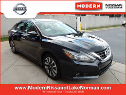 nissan altima 2017 altima modern nissan of lake norman